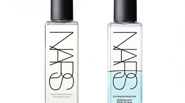 NARS Introducing Makeup Removing Water and Gentle Oil-Free Eye Makeup Remover | Fruity Lashes