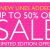 SALE extended at Molton Brown Up to 50% Off