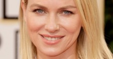 Naomi Watts in Lancome at the 2014 Golden Globe Awards