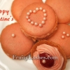 French Rose Macarons for Valentine's