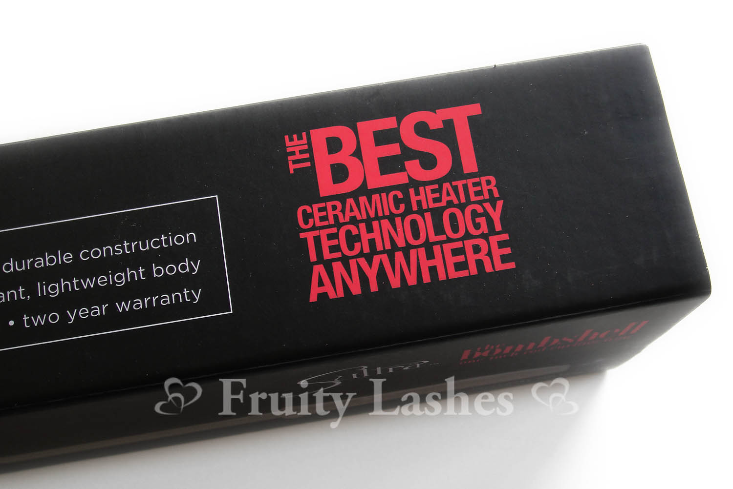 Sultra The Bombshell 1 Inch Rod Curling Iron Review
