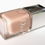 Dior Fall 2011 Blue Tie Collection Vernis 219 Beige Safari