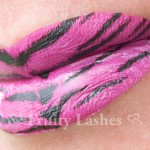Violet Lips Temporary Lip Tattoos The Pink Tiger