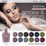 Zoya Fall 2011 Smoke & Mirrors Collection