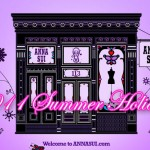 Anna Sui 2011 Summer Holiday