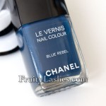 Chanel Les Jeans De Chanel Nail Polish Blue Rebel