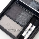 Dior 3 Couleurs Eyeshaow Palette 091 Smoky Black
