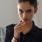 OPI Monsooner or Later at Jason Wu Fashion Week