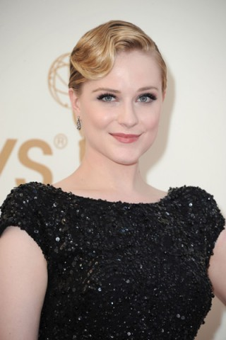 Evan Rachel Wood 63rd Emmy Awards Nars Larger Than Life