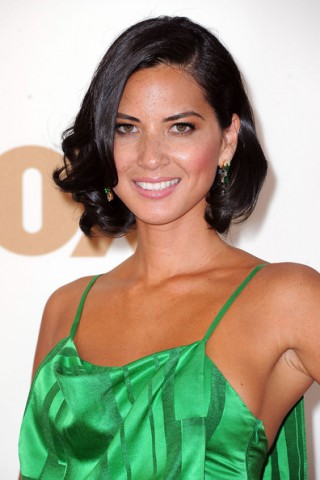Olivia Munn 63rd Emmy Awards NARS Larger Than Life
