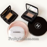 Chanel Holiday 2011 Loose Powder Feerie Soft Touch Eyeshadow Beige Lame Blazing Gold