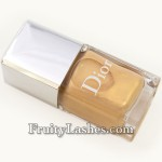 Dior Holiday 2011 Les Rouges Or Collection Nail Polish 221 Or Divin