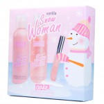 Cake Beauty Snow Woman