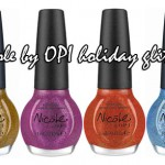 Nicole by OPI Holiday 2011 Glitters