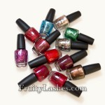 OPI Holiday 2011 The Muppets Collection Nail Lacquers
