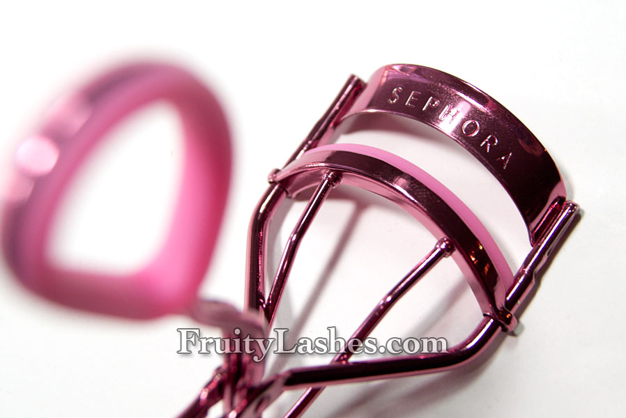 Curl For The Cure With Sephora Breast Cancer Awareness Eyelash