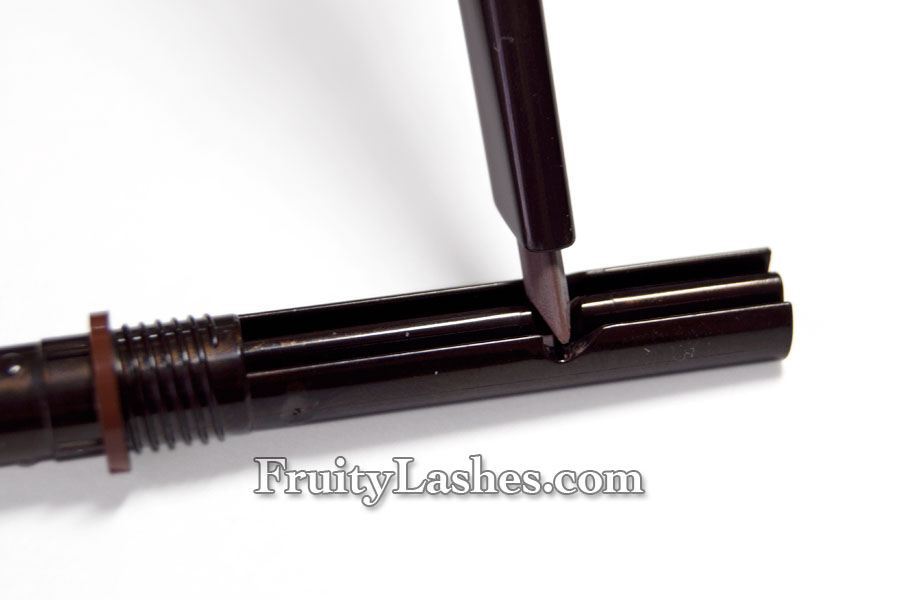 Tom Ford Brow Sculptor 03 Chestnut Swatch And Review Fruity Lashes