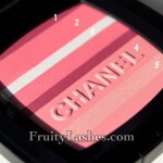 Chanel Spring 2012 Blush Horizon de Chanel Soft Glow Blush Color Lineup
