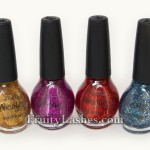 Nicole by OPI Holiday 2011 Glitter Collection
