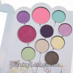 Hello Kitty Mon Amour Eyeshadow and Blush Palette Lineup