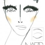 NARS at Honor Show Face Chart