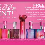 Bath & Body Works Spring Fragrance Event