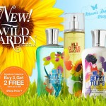 Bath and Body Works Wild Garden Collection