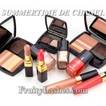 Chanel Makeup Summer 2012 Summertime De Chanel Collection