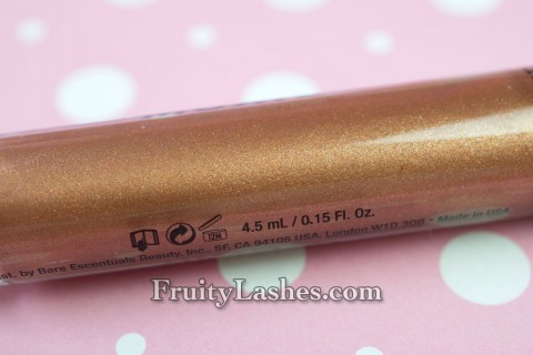 Bare Escentuals bareMinerals Marvelous Moxie Lipgloss Risk Taker
