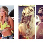 Ashley Tisdale Waterfall Braid Streekers