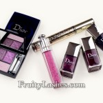 Dior Fall 2012 Purple Revolution Les Violets Collection