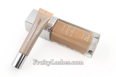 Dior Nude Skin-Glowing Foundation Diorskin Nude Concealer