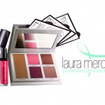 Laura Mercier Bonne Mine Palette Rose Hope Lip Glace Ovarian Cancer Fund