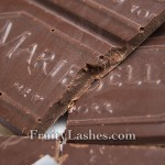 MarieBelle Valentines Dark Chocolate Bar