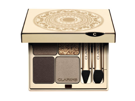 Clarins Eye Quarte mineral Palette Holiday 2012