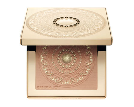 Clarins Odyssey Face Palette Holiday 2012