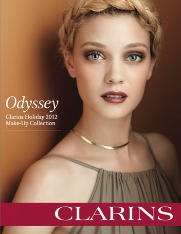 Clarins Odyssey Holiday 2012 Make-Up Collection