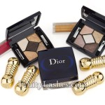 Dior Holiday 2012 Grand Bal Collection 5 Couleurs Eyeshadow Diorific Lipstick Ultra Gloss Gold Shimmer Powder