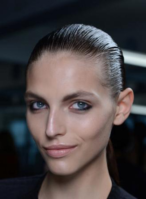 NARS at Christopher Kane Spring 2013 Beauty Look