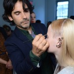 NARS-Rodarte-SS13-artist-in-action