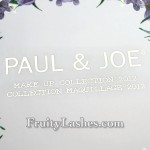 Paul & Joe Makeup 2012