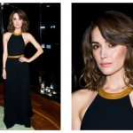 Rose Byrne Lucky Magazine Party Yacht-Worthy Look