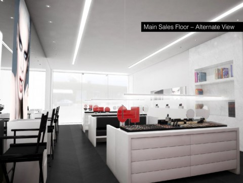 Nars Opens Flagship Boutique On West Coast 8412 Melrose