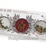 Paul & Joe Eye Color & Lip Balm Set Holiday 2012