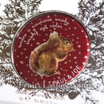 Paul & Joe Squirrel Eyeshadow Tin
