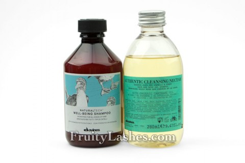 Davines NaturalTech Well-Being Shampoo Authentic Cleansing Nectar