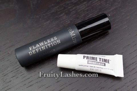 BareMinerals Flawless Definition Mascara Prime Time Brightening
