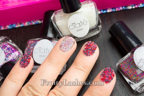 Ciate Caviar Mini Bar Manicure