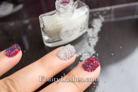 Ciate Caviar Mini Bar Pom Pom Jubilee Fit for a Queen Hologram