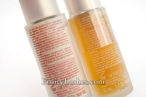 Clarins Bust Beauty Firming Lotion Extra-Lift Gel